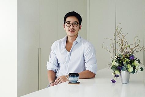 스타일리스트 김우리의 집 단장
