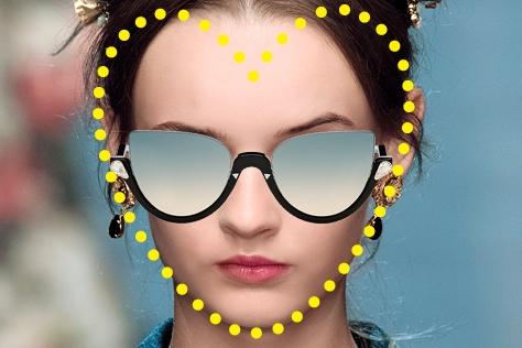내 얼굴형에 딱 맞는 선글라스는 따로 있다!