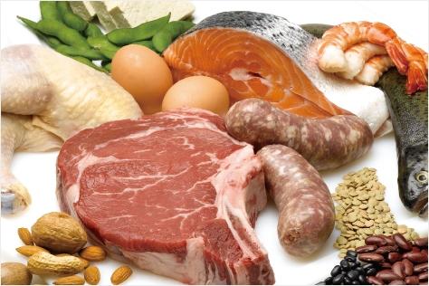 다이어트 식단, 진짜 날로 먹어요?