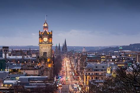 스코틀랜드의 마법