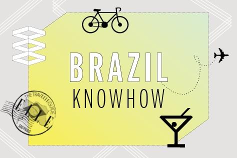 브라질을 더 안전하게, 근사하게 즐기는 법