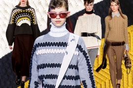 가을의 정석, 니트 스웨터 TOP 7