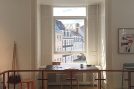 덴마크 코펜하겐의 헤이 하우스