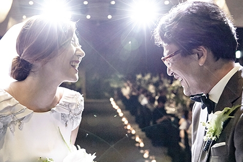 두 번의 결혼식