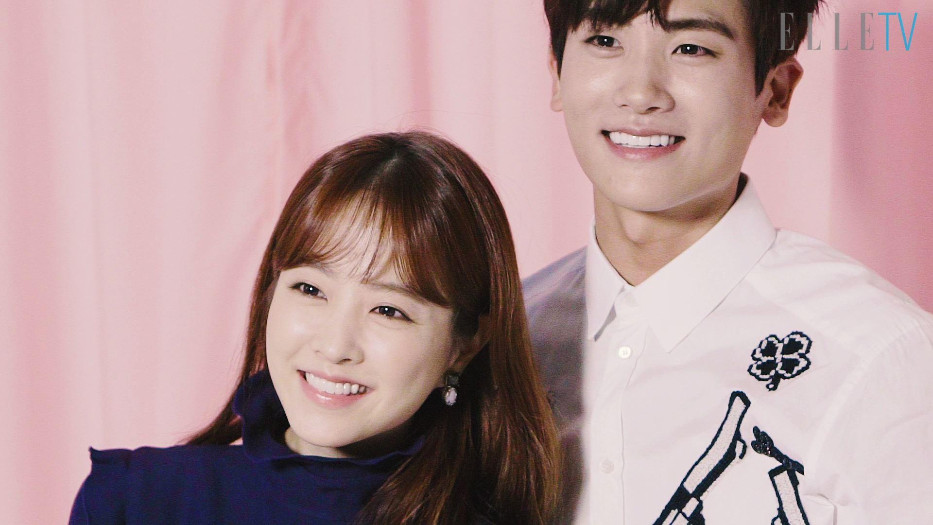 박보영, 박형식의 핑크빛 케미