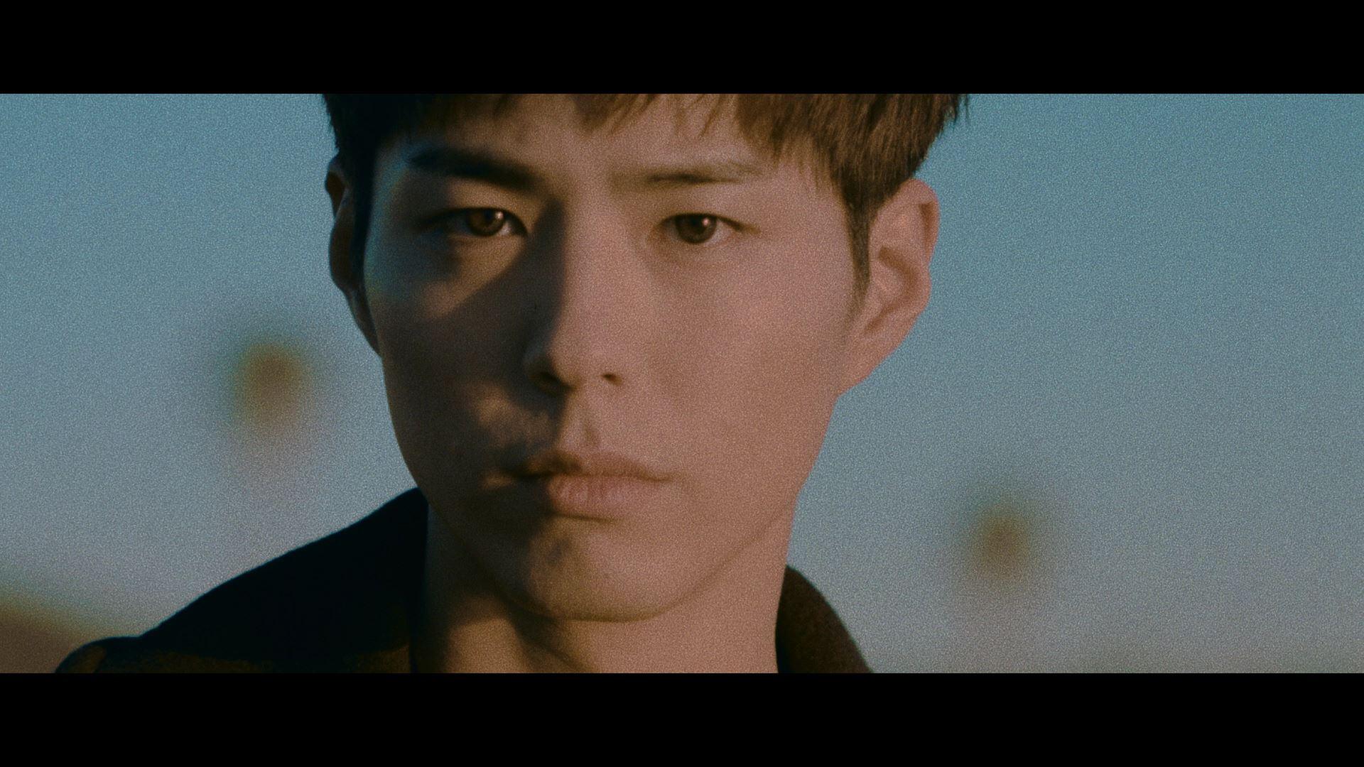 보면 볼 수록 빠져드는 블랙홀 눈빛, 박보검