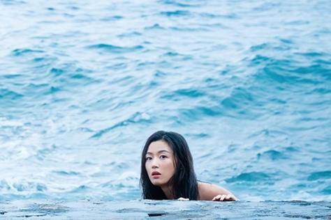 첨벙첨벙 물에 살아요