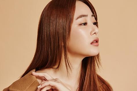 김효진, 파워 패브릭을 입다