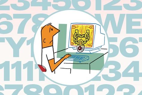 전세계에서 제일 많이 쓰인 암호는?