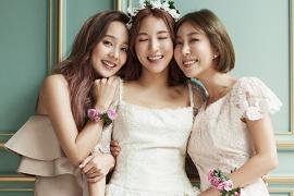 '3월의 신부' 바다의 웨딩 화보 촬영 대공개!