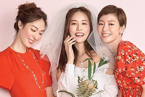 3월의 신부가 되는 모델테이너 양윤영의 브라이덜 샤워