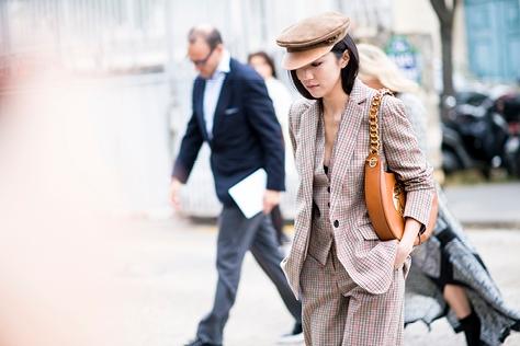 여자가 입는 '매니시' 재킷