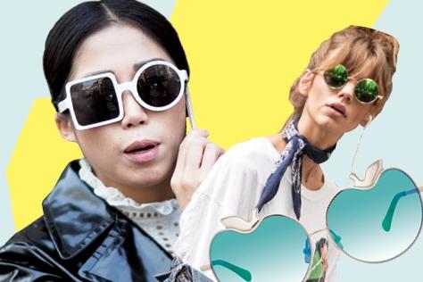 패피들의 선글라스그램
