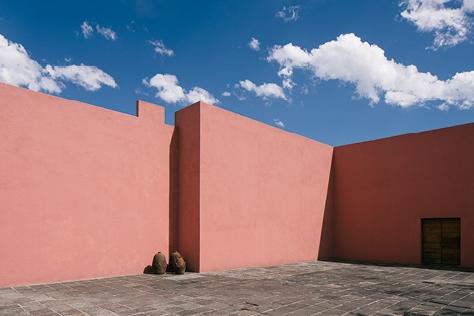 건축가 루이스 바라간의 아름다움