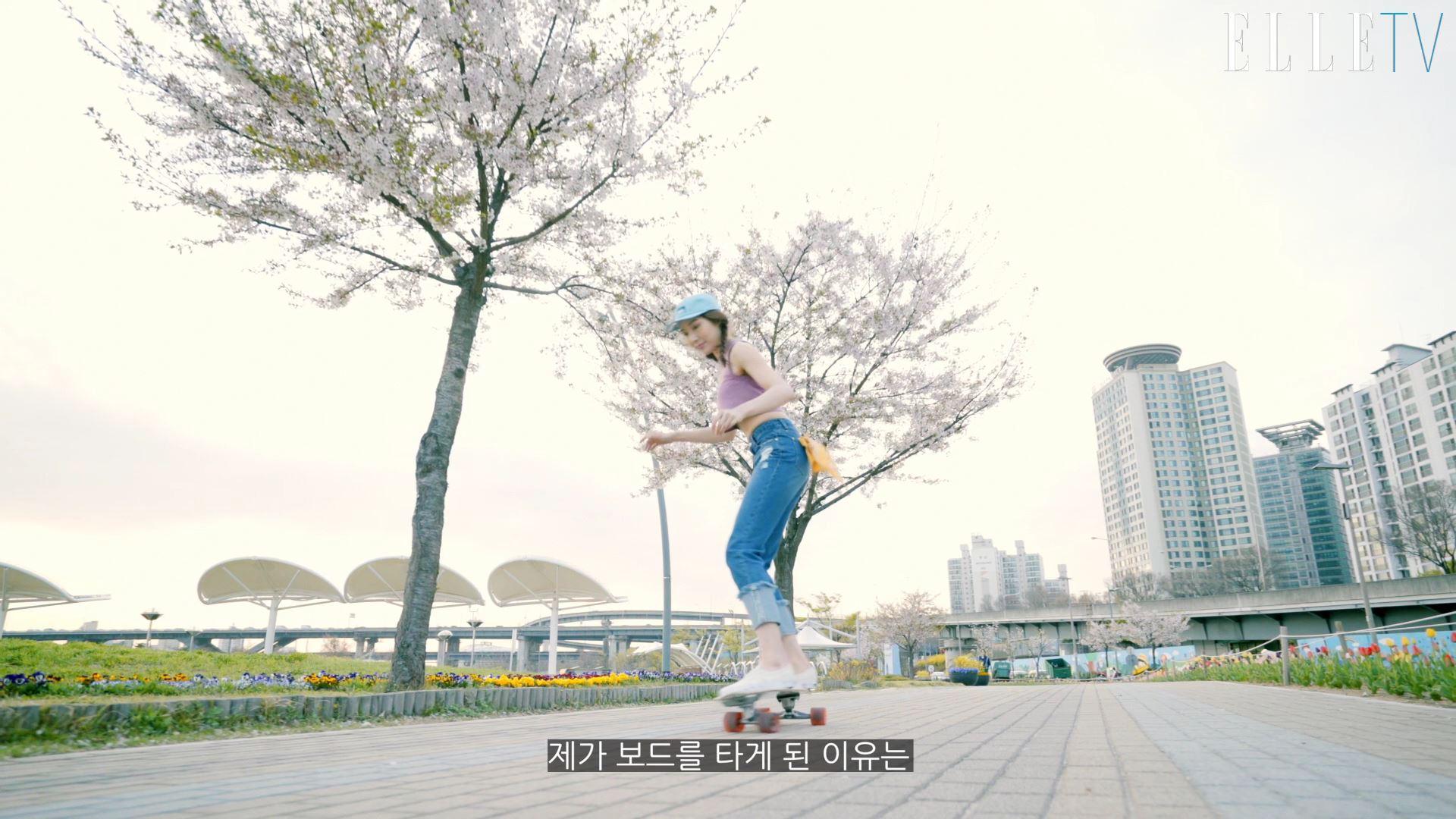놀면서 운동하는 서프 스케이트