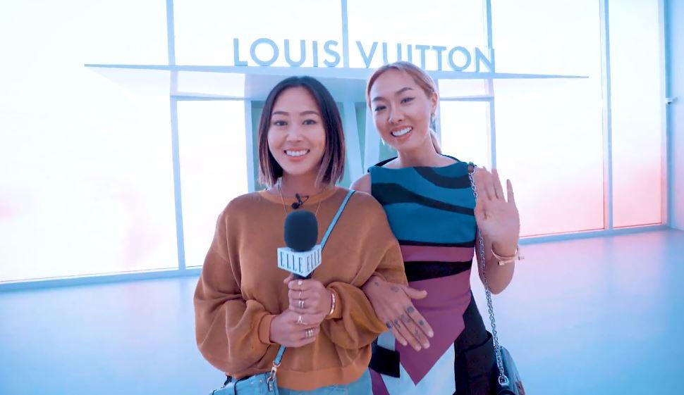 파워 인플루언서 아미&다니송과 함께하는 패션전시