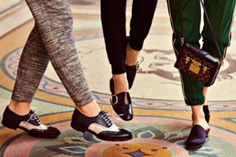 새 신발, 새 기분
