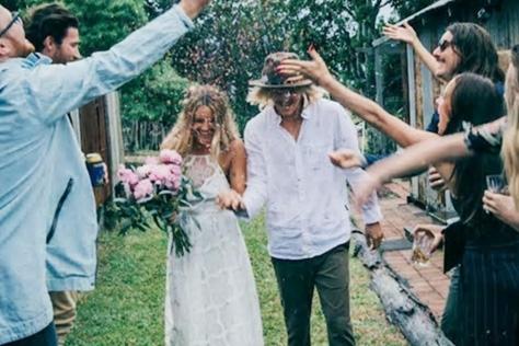 에어비앤비에서 결혼하기