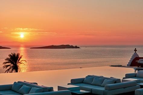 지중해의 에너지를 담은 그리스, 미코노스 섬