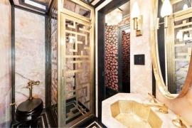 할리우드 스타 19인의 럭셔리 욕실