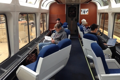 미국에서 가장 환상적인 기차여행