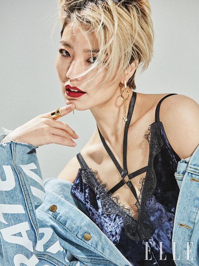 안영미,안영미화보,안영미엘르화보,엘르3월호