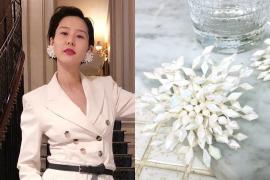 김나영의 플라워 이어링