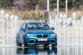 주말에 뭐하지? 'BMW 드라이빙 센터'
