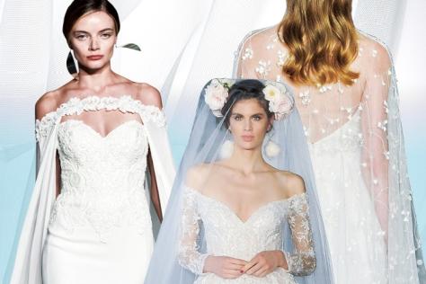 남다른 웨딩 드레스를 입고 싶다면?