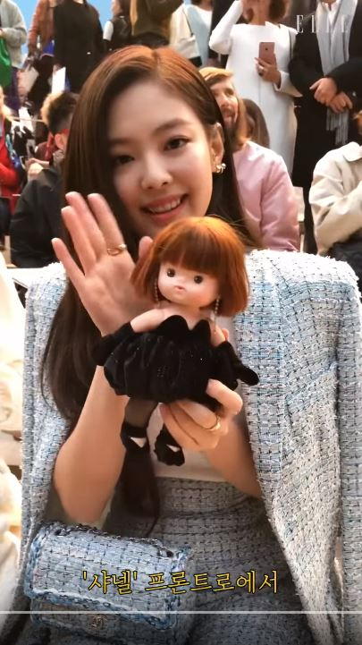 #ELLE고독한패피 패션위크에 '고독희'가 떴다!