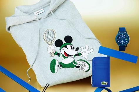 미키 마우스 90주년을 기념하는 패션템