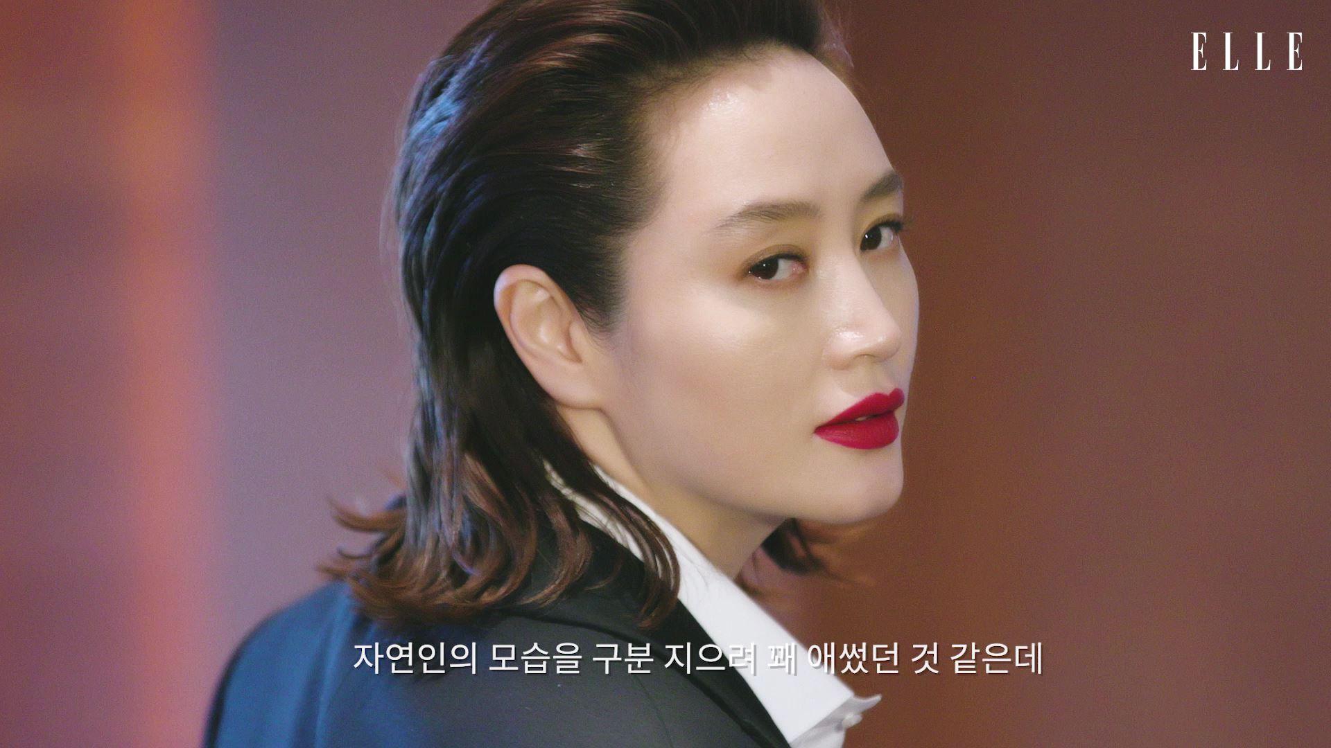 닮고 싶은 김혜수