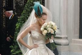 영화 속 웨딩 드레스 9