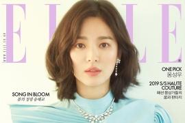 송혜교, 우아한