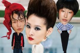 쿠튀르 런웨이를 장악한 한국 모델 3