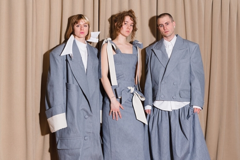 뉴욕의 새로운 패션 기류