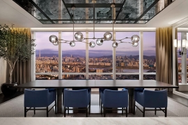 그랜드 하얏트 서울의 새로운 스위트룸