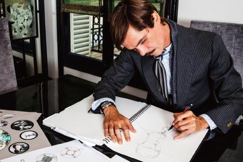 랑방의 액세서리 디자이너 엘리 톱(Elie Top)이 올해 초 자신의 레이블을 론칭했다. 그만의 스타일과 섬세함이 깃든 컬렉션을 만나기 위해 <엘르>가 파리 생토노레 거리에 있는 아주 특별한 아틀리에를 찾았다.::엘리 톱,랑방,디자이너,액세서리 디자이너,인터뷰,주얼리,주얼리 디자이너,랑방 디자이너,론칭,아틀리에,액세서리,엘르 액세서리,엘르,엘르걸,elle.co.kr::