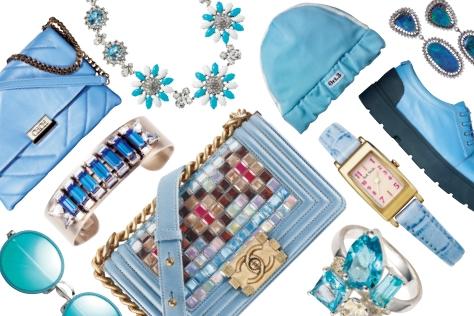 블루 컬러의 가장 따뜻한 이면, 라이트 블루가 주는 포근함 속으로.::블루,하늘색,물빛,스카이블루,라이트블루,팬톤컬러,컬러 아이템,쇼핑,트렌드,액세서리,엘르 액세서리,엘르,엘르걸,elle.co.kr::