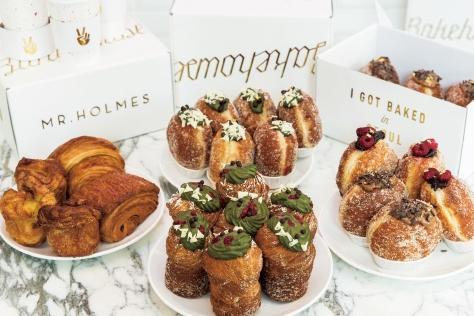 샌프란시스코에서 탄생한 바로 이 '도넛 맛집', 한번 맛보면 다른 도넛은 못 먹을걸.::맛집,도넛,도너츠,도넛맛집,미스터 홈즈 베이크하우스,샌프란시스코,가로수길,빵,엘르,elle.co.kr::
