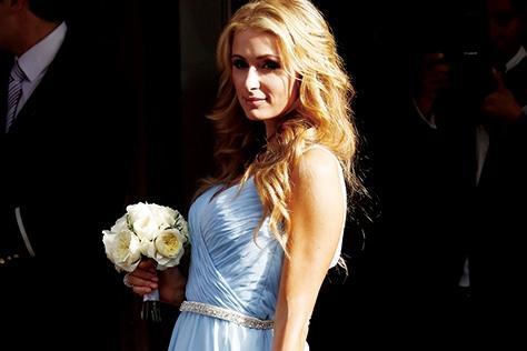 신부의 가장 행복한 날을 위해 들러리를 자처한 셀러브리티들의 드레스 열전.::드레스,웨딩드레스,들러리,셀러브리티,결혼식,웨딩,브라이드,엘르 브라이드,엘르,elle.co.kr::