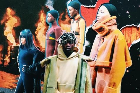 인스타그램 안에서 자신만의 독특한 방법으로 패션에 대한 사랑을 표현하는 아티스트들을 소개한다.