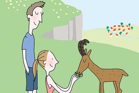 지금껏 연애를 두려워해온 염소자리라면 연애의 참맛을 깨닫게 된다::별자리,여름별점,염소자리,운세,엘르,elle.co.kr::