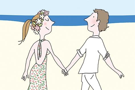 오랜 연인을 둔 처녀자리는 소원해진 관계가 다시 불타오른다.::별자리,여름별점,처녀자리,운세,엘르,elle.co.kr::