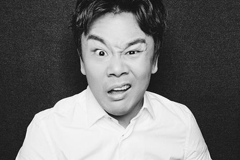 '과도함'의 매력, 웃음에 대한 투철한 프로의식을 지닌 배우 김인권.::신스틸러,신스틸러페스티벌,배우,인터뷰,김인권,엘르,elle.co.kr::