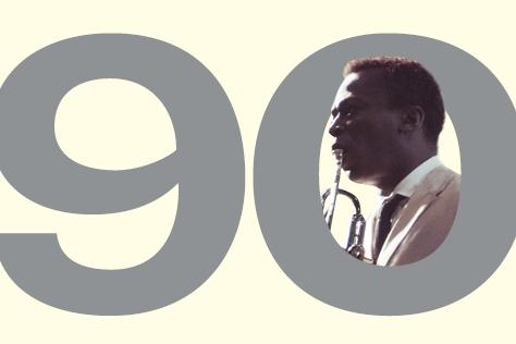 재즈 뮤지션 마일즈 데이비스의 탄생 90주년, 기념하는 방법도 가지가지. ::재즈,뮤지션,마일즈 데이비스,90주년,90,넘버스,엘르,elle.co.kr::