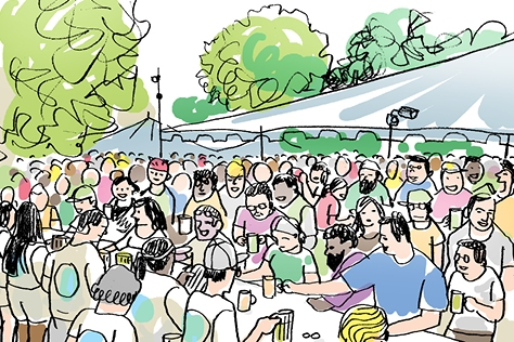 수염으로 만든 맥주?! 이번엔 맥주다! 전세계에서 가장 많은 양조장이 있는 도시, 동화 작가 선현경과 만화가 이우일 가족이 전하는 포틀랜드 맥주 기행.