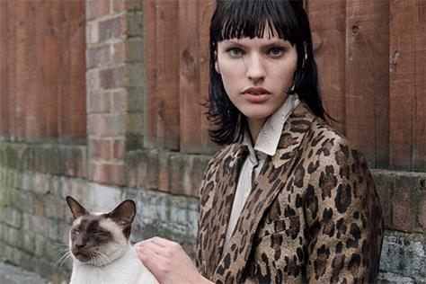 이스트 런던의 패션 갱스터들::화보,패션화보,레트로,엘르,elle.co.kr::