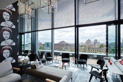 힙스터들 모여라! 톰 딕슨의 조명이 주렁주렁 매달린 런던의 새 디자인 호텔. ::톰 딕슨,런던,디자인 호텔,London,Hotel,엘르데코,데코,라이프스타일,엘르,엘르걸,elle.co.kr::
