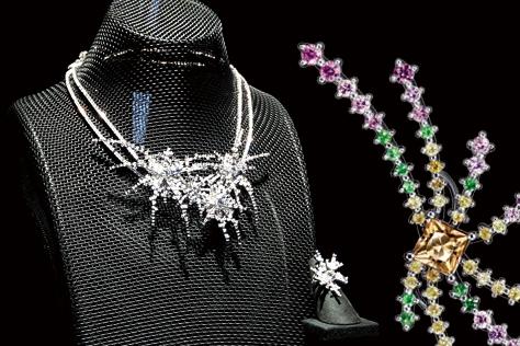 최상급 진주와 다이아몬드가 현대적인 감각으로 재탄생도니 타사키의 뉴 컬렉션::진주,다이아몬드,주얼리,타사키,뉴컬렉션,액세서리,결혼,결혼식,신부,웨딩,브라이드,엘르 브라이드,엘르,elle.co.kr::
